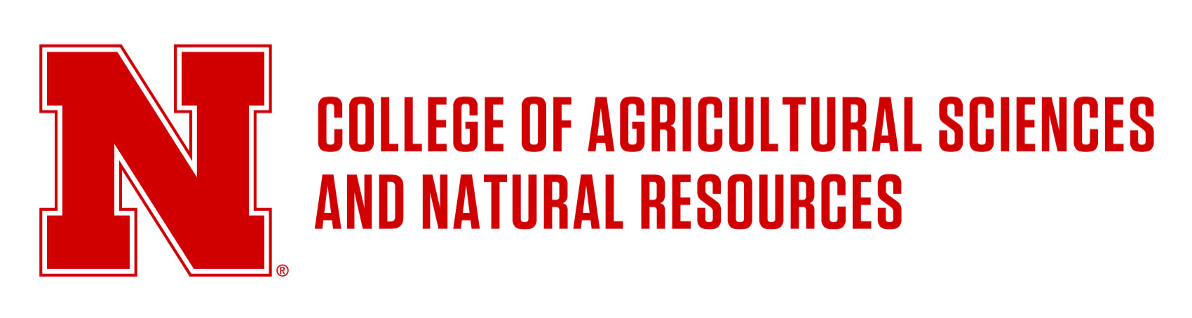 Horizontal lockup - College of Agricultural Sciences and Natural Resources