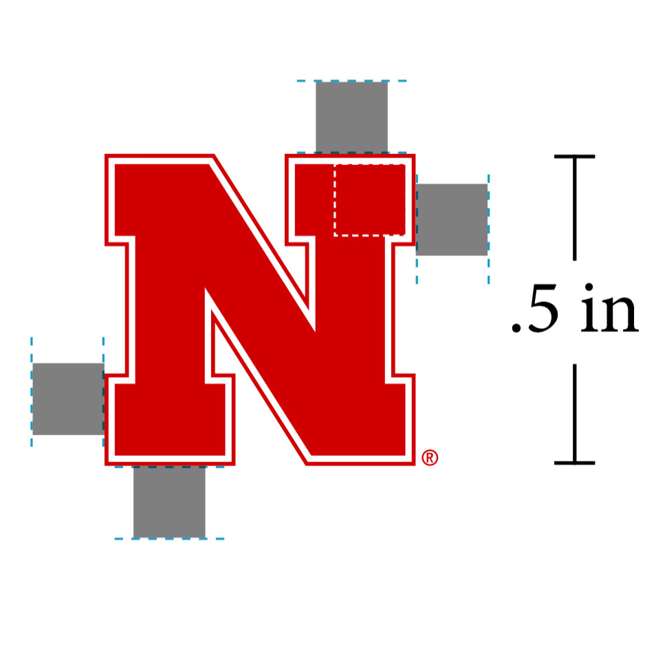 Nebraska N minimum height
