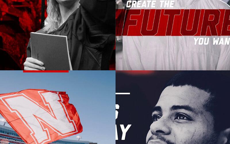 Design gallery collage