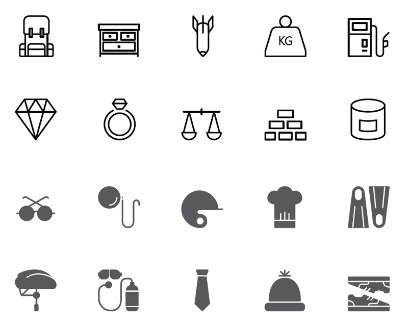 Textures, Patterns, and Icons | University Communication