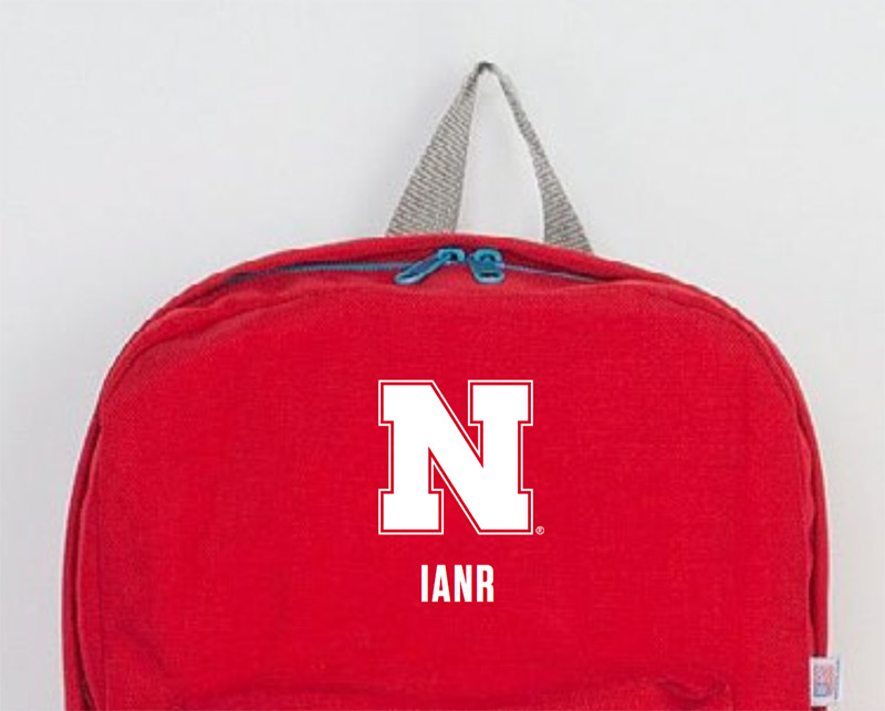 Merchandising bag example
