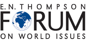 E.N. Thompson Forum logo