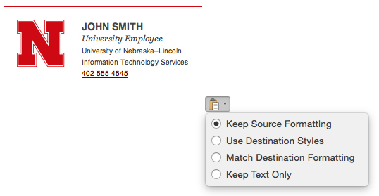 Email Signature Generator | University Communication | University