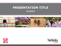UNL Design Toolbox Powerpoint Template 1 front